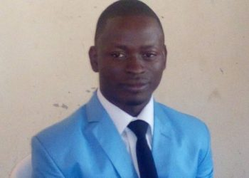M. Abodji technico commercial AVISEN
